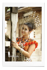 Sarawak Ethnic Costume - The Iban Series (Ringgo Gomez) Tags: nikon80200mm flickraward malaysianphotographers elitephotography nikond700 perfectphotographers sarawakborneo flickraward5 mygearandme flickrawardgallery