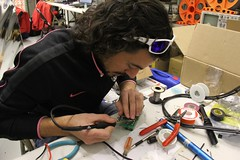 """Elio makes repairs • <a style=""""font-size:0.8em;"""" href=""""http://www.flickr.com/photos/27717602@N03/8222625742/"""" target=""""_blank"""">View on Flickr</a>"""