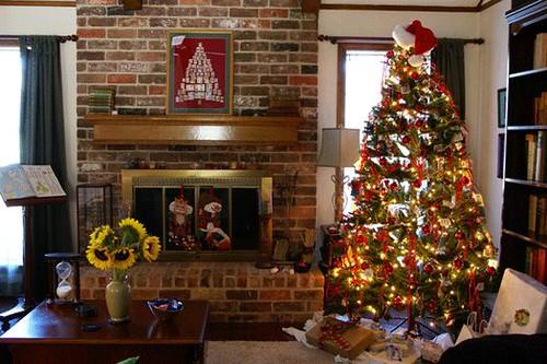 arbol navidad decoracion