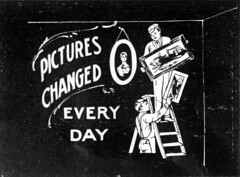 Pictures changed every day