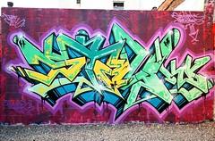 Tuff City (Stayone) Tags: newyork oslo norway graffiti bronx stay gpt kd kingsdestroy tuffcity