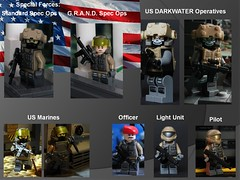 USA Military Guide (The Purge) Tags: usa us lego military the purge thepurgeusa usaguide