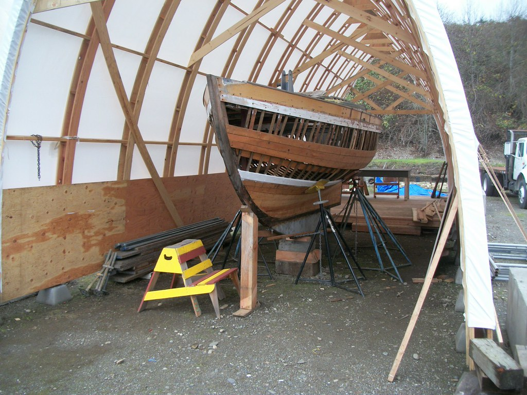 Wood Boat Shelter : The world s best photos by northwest school of wooden