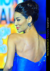 JOEY MEAD-KING - Filipina TV Celebrity and Fashion Model