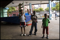 Boxing in Hillbrow (xaviersaer) Tags: box ring boxing johannesburg muhammadali hillbrow xaviersaer