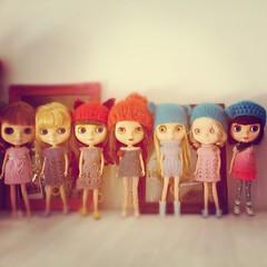 My BL girls