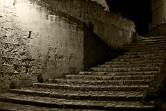 Upgrade Yourself (-LucaM- Photography WWW.LUCAMOGLIA.IT) Tags: canon 50mm basilicata scala 5d f18 18 50 matera ff caveoso scalinata gradini sasso barisano