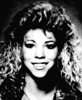 Mariah Carey before she became famous Supplied by WENN