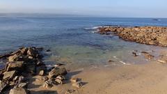 Rocky Coastline (Rckr88) Tags: sea water ocean coast coastline coastal rockycoastline rocks rock sand beach plettenbergbay plettenberg bay westerncape southafrica south africa travel outdoors nature
