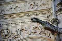 Normandie (1) (Kimoufli) Tags: normandie gargouille glise church pierre