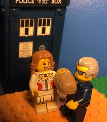 Time Baby (Sarah-Mitt) Tags: twelve riversong lego doctorwho