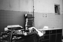Ricoh XF-30D - Still Life (Kojotisko) Tags: ricohxf30d fomapan100 push rodinal bw brno czechrepublic czechia creativecommons