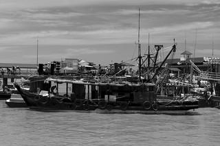 Boat, Tawau To Karatan By Boat, Malaysia To Indonesia