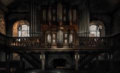 Denkmalgeschtzte Marktkirche Essen-Kettwig (ellen-ow) Tags: essen kirche orgel church architektur innenansicht nikond7000 ellenow marktkirche denkmalgeschtzt