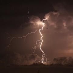 Stormchaser (fenice_rossa) Tags: lightning storm stormchaser fulmine fulmini wonderfull shot reflex salento