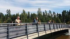2016-08-19 Pe-retki Uutelan Luonnonpuistoon (hetyfi) Tags: uutela uutelanluonnonpuisto aurinkolahti vuosaari helsinki helsingintyttmtry hety