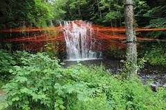 De fil en fil. (Dik) Tags: lt ballades couleurs ambiances ciel paysages vnements art nature sorties exploration rverie brk dike