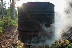 Barbecue (Samuel Raison) Tags: finlande finland tourbire barbecue mkki mkkilife fort nikon nikond3 nikon41635mmafsgvr