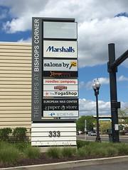 Abandoned Walmart Neigborhood Market / Caldor / Lord & Taylor, West Hartford, CT (styertowne) Tags: walmartneighborhoodmarket walmart westhartford closing outofbusiness
