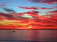 Mediterrneo (Antonio Chacon) Tags: andalucia amanecer costadelsol marbella mlaga mar mediterrneo espaa spain sunrise