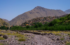 Aroumd, Atlas Mountains