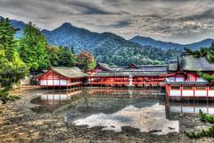 At the end of summer (ogawa san) Tags: hiroshima miyajima itsukushimashirine japan worldheritage heike heianperiod kiyomoritaira