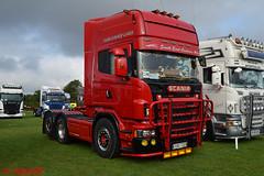 Scania R 'South East Customs' reg V80 TOD (erfmike51) Tags: scaniar artic truck lorry swedefest2016