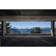 From my forthcoming book 'Carparks with a View'. #Wallkandy #photography #streetphotography #carpark #garage #switzerland #fb #f #t #p #thereisnobook (Photos  Ian Cox - Wallkandy.net) Tags: wallkandy art photography ian cox gallery street graffiti document streetart canon