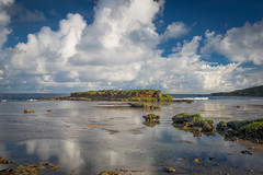 Islet off of Inarajan River, South Guam (RCG Maru) Tags: green guam thebeautyofguam guamlandscapes seascapes landscapes oceanimages nikond800 nikkorlenses rcgmaruphotography russellcgilbertphotography