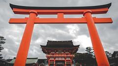 JP2016_11448 (hitorijun) Tags: japan kyoto  canon 5dmark3 holiday        hitorijun red