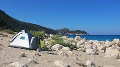 . (_tess_) Tags: tess greece lefkada pefkoulia beach