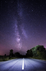 Milky way Studland3 (ancientalien2013) Tags: milky way swanage studland night sky dorset astrophotography