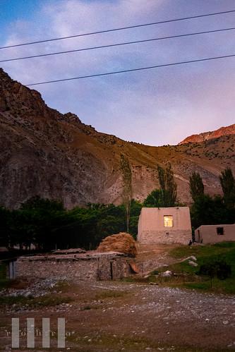Ghazza, Fann Mountains, Tajikistan.