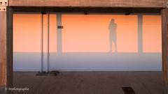 My Shadow (Steph-Photographie) Tags: nikon nikond610 nikonpassion irix irix15mm irixlens ombres silhouette nikond610irixlens15mm24 larochelle minimes capitainerie coucherdesoleil