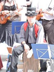 Lincoln Ukulele (corrallmccormack) Tags: steampunk asylum lincoln ukulele