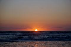 New Smyrna Beach Dawn (09072016) (TaranRampersad) Tags: beach newsmyrnabeach florida sunrise sunset sun ocean seaside outdoors oceanside outside