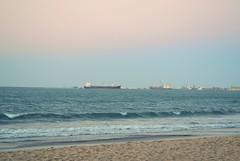 Olhares XX (Mari.Nascimento) Tags: praia fortaleza mar navegaes poente