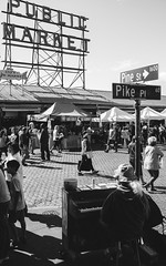 Piano at the Market (bogdan_okro) Tags: pikeplacemarket seattle piano vsco agafascala