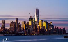New York Skyline (bilderbuilder1) Tags: newyork skyline manhatten nightshot