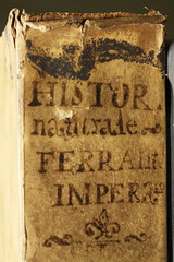 IMG_4484 (brittanycontratto) Tags: book leather vellum history text document writing bookbinding latin library print