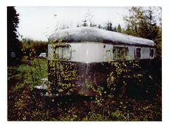Nemo (R. Drozda) Tags: northpole alaska msystemtrailer nemo ravenveterinaryclinic vintagetrailer fujiinstaxmini instantfilm drozda
