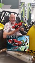 Bionicarl (Malravion) Tags: caterham lego ideas carl greatrix bionicle awesome