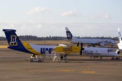 2016_09_23 ksea stock-1 (jplphoto2) Tags: alaskaairlines alaskananooks deltaairlines horizon horizonq400 jdlmultimedia jeremydwyerlindgren ksea n441qx q400 sea aerial flight flying inflight