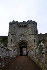 entrance to castle (Carpe Feline) Tags: cliffs isleofwight englishchannel chine theneedles osbournehouse carisbrookecastle carpefeline queenvictoriaandprincealbert thesolvent