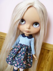Natalia Showing off her new scalp by Patty Paris xx