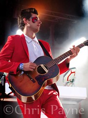 Mark Ronson (ChrisPayne1990) Tags: music guitar mark ronson markronsonthebusinessinternational
