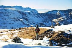 trekking bulgarian mountains (.:: Maya ::.) Tags: snow man mountains nature trekking bulgaria rila bulgarian        mayaeye  mayakarkalicheva