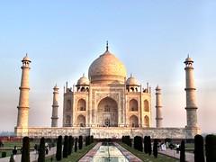Baa Taj Mahal - Agra