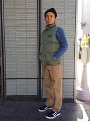 BEAMS WEST (BEAMS STYLE's Photostream) Tags: mens 関西 神戸 ビームスウエスト