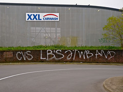 Den Haag Graffiti (Akbar Sim) Tags: streetart holland netherlands graffiti nederland tags denhaag illegal thehague cvs akbarsimonse akbarsim